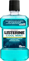 Ополаскиватель для ротовой полости Listerine Cool Mint 1000 мл (3574660520132) от Rozetka