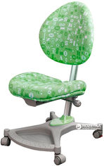 Акция на Детское ортопедическое кресло Mealux Neapol AZK (Y-136 AZK) от Rozetka