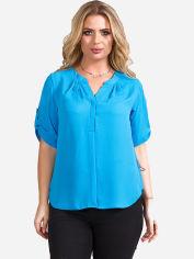Блузка DEMMA 5632 56 Голубая (4821000020777) от Rozetka
