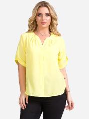 Блузка DEMMA 5632 56 Желтая (4821000020821) от Rozetka