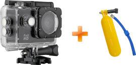 Акция на Видеокамера AirOn Simple Full HD Black (4822356754471) от Rozetka