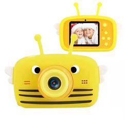 Цифровой детский фотоаппарат XoKo KVR-100 Bee Dual Lens оранжевый (KVR-100-OR) от Y.UA