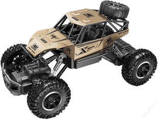 Автомобиль Sulong Toys Off-road crawler на р/у 1:20 Rock Sport золотой (SL-110AG) от Y.UA