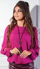 Блузка Remise Store V183 48 (XL) Фуксия (2000000382111) от Rozetka