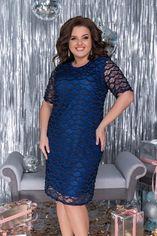 Платье ALDEM 1954 54 Синее (2000000381558) от Rozetka