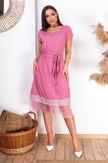 Платье ALDEM 2002 56 Малиновое (2000000368160) от Rozetka
