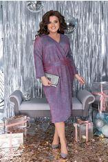 Платье ALDEM 1947/1 56 Фиолетовое (2000000368665) от Rozetka