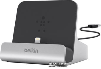 Belkin Charge+Sync iPhone/iPod/iPad Dock (F8J088bt) от Rozetka