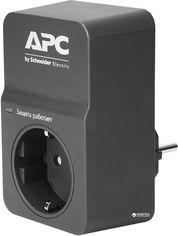 Сетевой фильтр APC Essential SurgeArrest 1 розетка Black (PM1WB-RS) от Rozetka