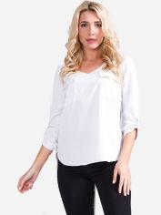 Блузка DEMMA 627 46 Белая в горох (4821000018149) от Rozetka