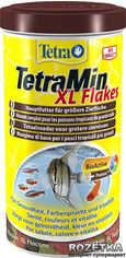 Корм Tetra Min XL Flakes для аквариумных рыб в хлопьях 10 л (4004218769946) от Rozetka