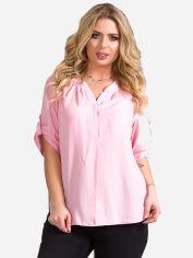 Блузка DEMMA 5636 54 Розовая (4821000020555) от Rozetka