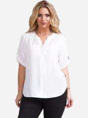 Блузка DEMMA 5636 54 Белая (4821000020517) от Rozetka