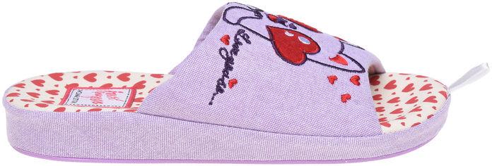 Комнатные тапочки Home Story 200750-A 32 (20.8 см) Пурпурные от Rozetka