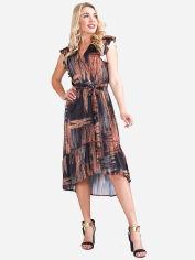 Платье DEMMA 634 46-48 Черное (4821000019740) от Rozetka