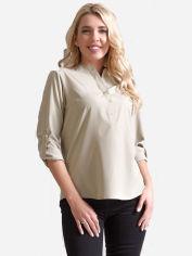 Блузка DEMMA 5757 52 Оливковая (4821000021859) от Rozetka