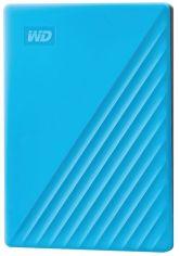 "Акция на Жесткий диск WD 2.5"" USB3.2 Gen 1 My Passport 2TB Blue (WDBYVG0020BBL-WESN) от MOYO"