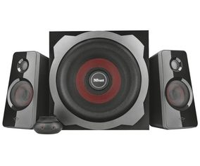 Акустическая система Trust 2.1 GXT 38 Tytan Ultimate Bass Speaker Set Black (19023_) от MOYO