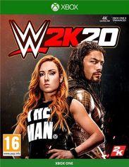 Игра WWE 2K20 (Xbox One, Русские субтитры) от MOYO