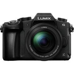ФотоаппаратPANASONICDMC-G80+12-60mm(DMC-G80MEE-K) от MOYO