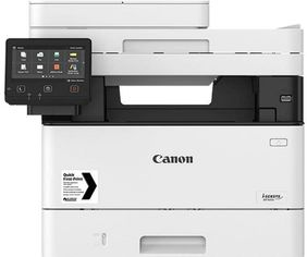 Canon i-SENSYS MF445dw with Wi-Fi, duplex, DADF, fax (3514C027) от Rozetka