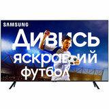 Акция на Телевизор SAMSUNG UE43TU8000UXUA от Foxtrot