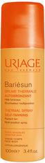 Акция на Термальный спрей бронзатор Uriage Bariésun Brume Thermale Autobronzante для чувствительной кожи 100 мл (3661434001499) от Rozetka