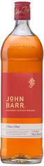 Акция на Виски John Barr 1 л 40% (5013967003996) от Rozetka
