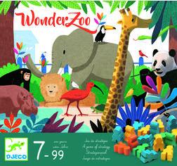 Акция на Настольная игра Djeco Wonderzoo (DJ08402) (3070900084025) от Rozetka