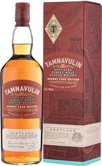 Акция на Виски Tamnavulin Sherry Cask 0.7 л 40% (5013967015401) от Rozetka