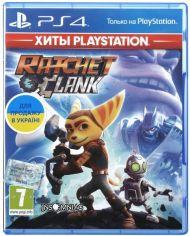 Акция на Игра Ratchet & Clank (PS4, Русская версия) от MOYO