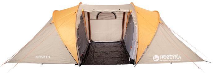 Палатка Кемпинг Narrow 6 PE (4820152611000) от Rozetka
