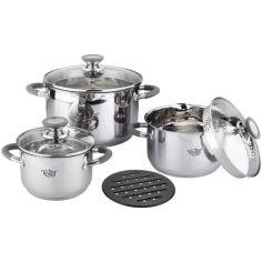 Набор посуды KRAUFF Moxie 7 пр (26-238-001) от Foxtrot