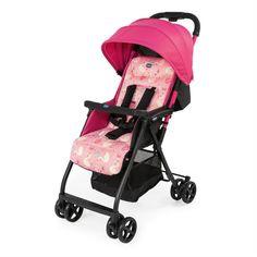 Прогулочная коляска Chicco Ohlala 2 Pink Swan (79472.66) от Y.UA