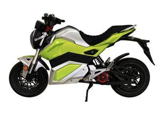 Электромотоцикл Like.Bike G6 (Green) от Citrus