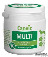 Витаминно-минеральный комплекс Canvit Multi для собак таблетки 100 шт (can50718) от Rozetka
