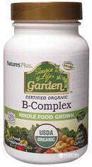 Витамины Nature's Plus Source of Life Garden В-Complex 60 гелевых капсул (97467307322) от Rozetka