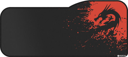 Игровая поверхность Protech Dragon 720x320 мм Black/Red (PR-1475) от Rozetka