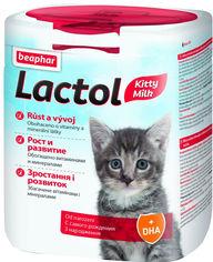 Акция на Сухое молоко Beaphar Lactol Kitty Milk для котят 500 г (8711231152063) от Rozetka