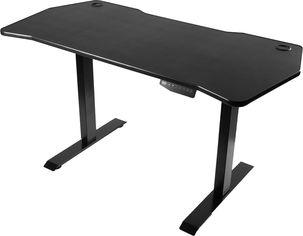 Регулируемый стол Barsky StandUp Memory Electric Black Carbon (BSU_el-04) от Rozetka