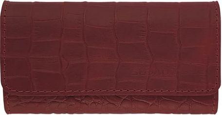 Ключница кожаная Pro-Covers PC03810041-01 Темно-красная (2503810041013) от Rozetka