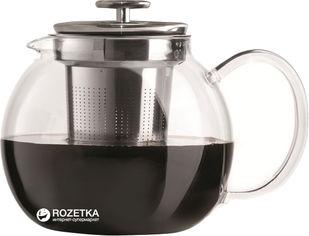 Акция на Заварочный чайник Bialetti Tea pot 1 л (0003330NW) от Rozetka