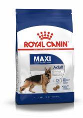 Акция на Сухой корм Royal Canin Maxi Adult для собак крупных пород старше 15 месяцев 4 кг (3182550402224) (93305) от Rozetka