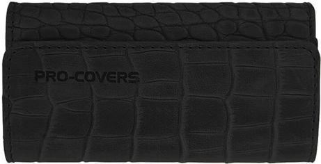 Мужская ключница кожаная Pro-Covers PC03810040-01 Черная (2503810040016) от Rozetka