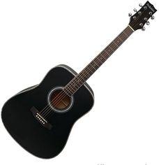 Акустическая гитара Parksons JB4111 (BLK) от Stylus