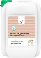 Средство для мытья холодильников TORTILLA с антибактериальным действием 4.7 л (4820178062473) от Rozetka