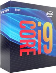 Процессор Intel Core i9-9900 3.1GHz/8GT/s/16MB (BX80684I99900) s1151 BOX от Rozetka