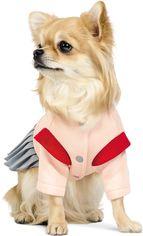 Акция на Костюм Pet Fashion девочка Спейс M (4823082416165) от Rozetka