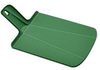 Акция на Разделочная доска Joseph Joseph Chop2pot 38.5х22х1.5 см Зелёная (60159) от Rozetka