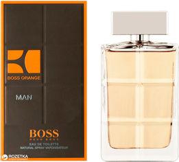 Акция на Туалетная вода для мужчин Hugo Boss Boss Orange for Men 100 мл (737052347974) от Rozetka